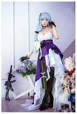 Load image into Gallery viewer, First Anniversery Game Girls Frontline HK416 Cosplay Costume Women's Delux Fomal Dress Custom Made