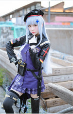 Load image into Gallery viewer, Girls' Frontline hk416 Cosplay Costume
