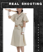 Load image into Gallery viewer, Dr.STONE Ishigami Senku Cosplay Costume