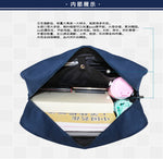Load image into Gallery viewer, JK Uniform Bag School Boy Girl Bags Commuter Bag Briefcase Love Live Cospaly Accessories Message Bag Japanese Anime Cosplay Prop
