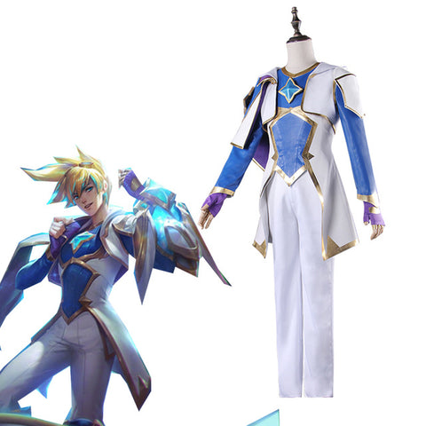 LOL Star Guardian Ezreal Cosplay Costumes The Prodigal Explorer EZ
