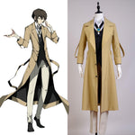 Load image into Gallery viewer, Bungo Stray Dogs Cosplay Osamu Dazai Cosplay Costume
