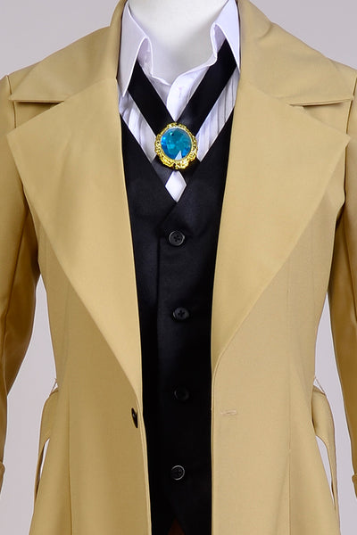 Bungo Stray Dogs Cosplay Osamu Dazai Cosplay Costume