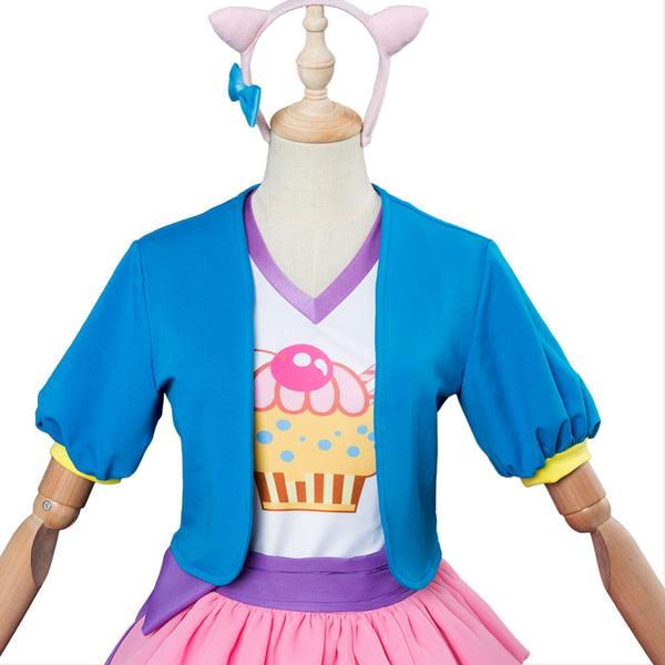My Little Pony Pinkie Pie Cosplay Costume Custom Made