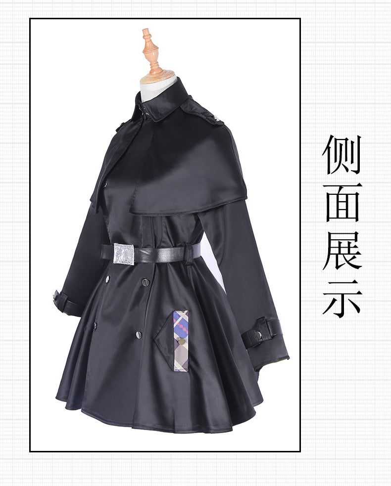 FGO Mash Kyrielight Cosplay Costume Fate Grand Order 3rd Anniversary