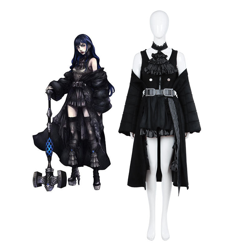 Shadowbringers Gaia ff14 cosplay costume