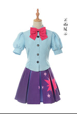 Load image into Gallery viewer, My Little Pony Cosplay Costume Twilight Sparkle