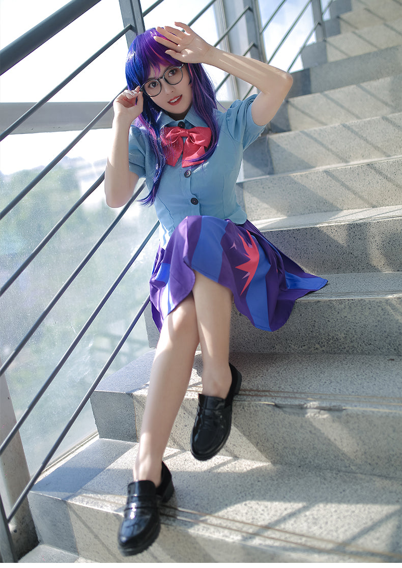 My Little Pony Cosplay Costume Twilight Sparkle