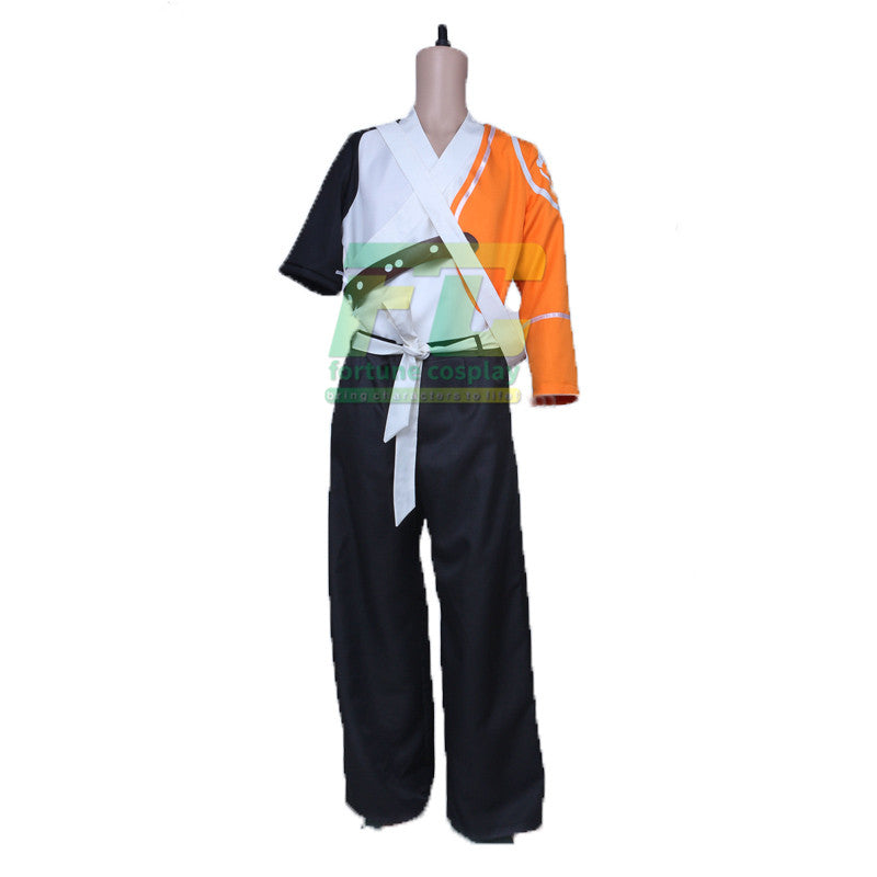 Young Hanzo OW Overwatch Cosplay Costume Custom Made