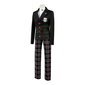 Copy of Persona 5 Akethi Gorou Outfit Uniform Cosplay Costume