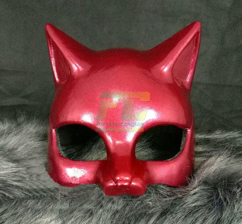 Persona 5 Anne Takamaki Cat Mask Cosplay Prop