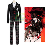 Load image into Gallery viewer, Copy of Persona 5 Akethi Gorou Outfit Uniform Cosplay Costume