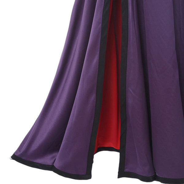 Fate/Grand Order Jalter Cosplay Costume Jeanne d'Arc Avenger and Ruler Purple Dress