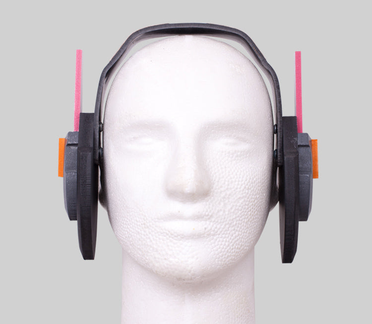 Overwatch D.VA headset EVA material Light weight and good flexibility in stock