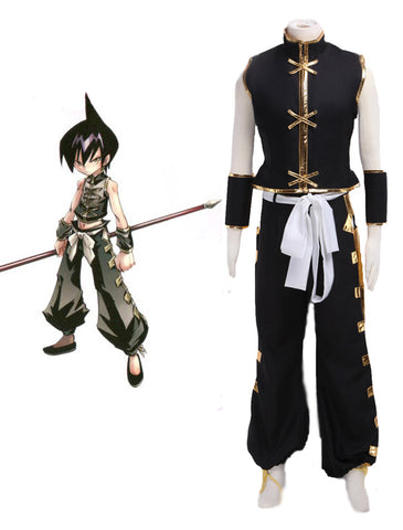 Shaman King Tao Ren Cosplay