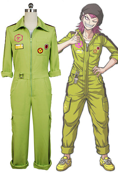 Super DanganRonpa Kazuichi Souda Cosplay Costume
