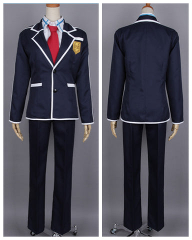 Sword Art Online ALO Kirigaya Kazuto SAO uniform cosplay costume
