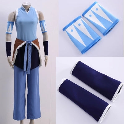 Legend of Korra Cosplay Costume