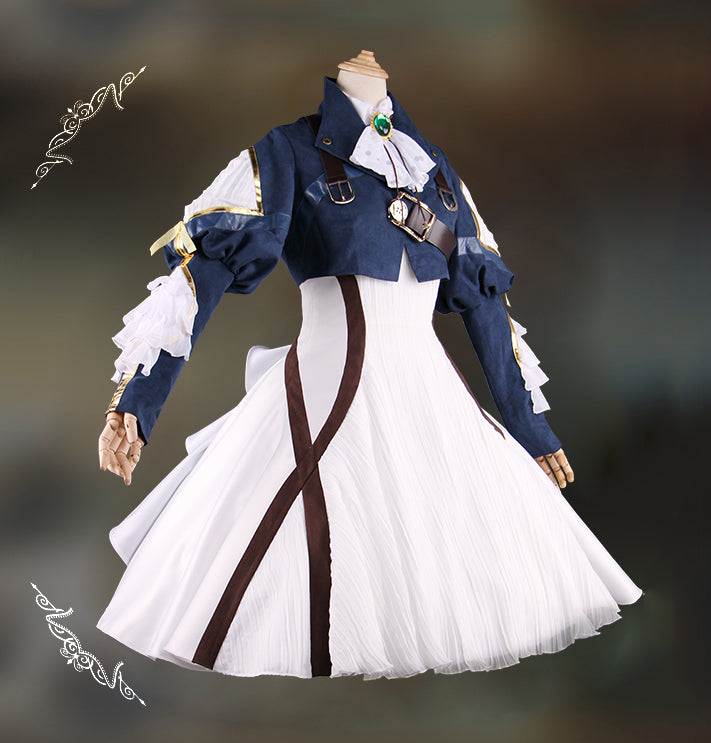 Violet Evergarden Cosplay Costume Dress