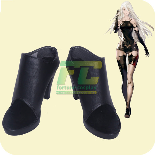 NieR:Automata A2 Cosplay Shoes