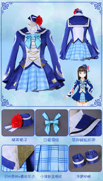 Load image into Gallery viewer, Aqours!lovelive sunshine OP 2 All Members Cosplay Costume - fortunecosplay