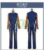 Load image into Gallery viewer, Free Shipping Code Geass R2 Suzaku Kururugi Knight of Zero Cosplay Costume