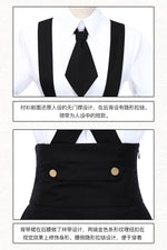 Load image into Gallery viewer, Land of the Lustrous Houseki no Kuni Summer Cosplay Costume - fortunecosplay