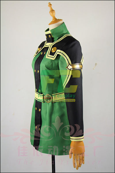 Sword Art Online SAO The Movie: Ordinal Scale Asada Shino Cosplay Costume
