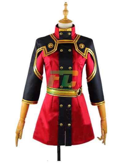 Sword Art Online SAO Ordinal Scale Lisbeth Shinozaki Rika Cosplay Costume