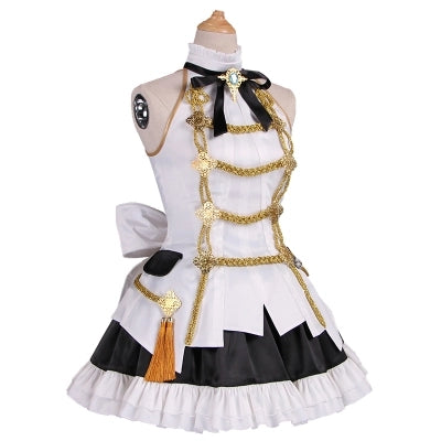 Final Fantasy XIV Hinamatsuri Daughter's Festival Idol Dress Uniform Outfit Anime Cosplay Costumes