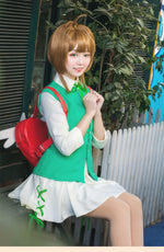 Load image into Gallery viewer, Cardcaptor Sakura Clear Card ED Cosplay Costume