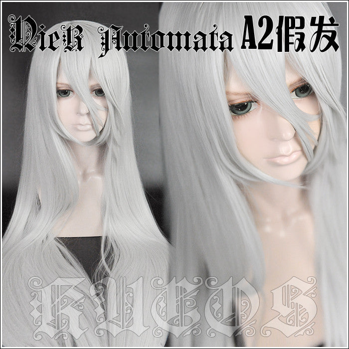 NieR:Automata A2 Cosplay Wig