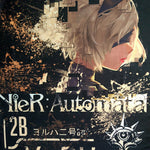 Load image into Gallery viewer, NieR: Automata 2B Black T-shirt
