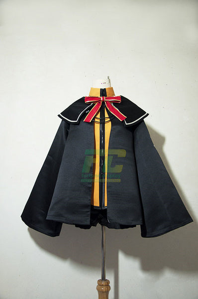 Fujimaru Ritsuka Fate grand order FGO magic society cosplay costume