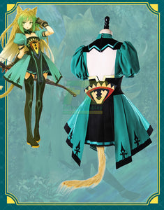 Presale Fate/Grand Order Atalanta Dress Cosplay Costume Custom Made