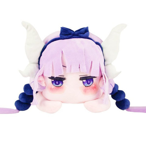 Miss Kobayashi's Dragon Maid Kanna Plush Tissue Paper Box Toy Pillow Cosplay