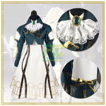 Load image into Gallery viewer, Violet Evergarden Cosplay Costume Carnaval Kostuum Halloween Kerst Kostuum - fortunecosplay