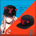 Load image into Gallery viewer, DARLING in the FRANXX Strelizia 02 ZERO TWO Cosplay Hat Cap