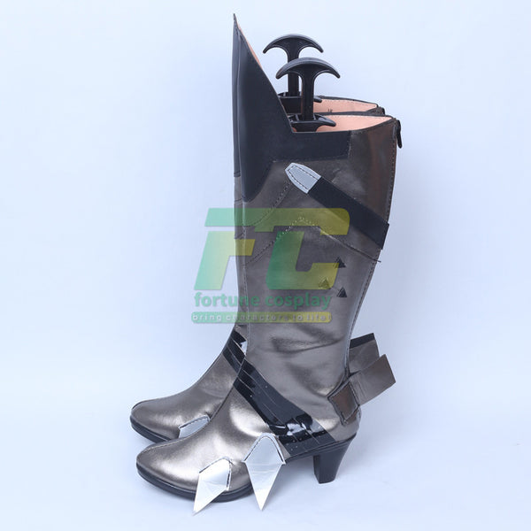 Overwatch Widowmaker cosplay Shoes Boots