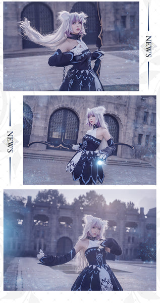 Fate Grand Order FGO Cosplay Costume Atalanta Dress