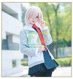 Load image into Gallery viewer, Fate Grand Order First Order Cosplay Mash Kyrielight Shielder Costume - fortunecosplay