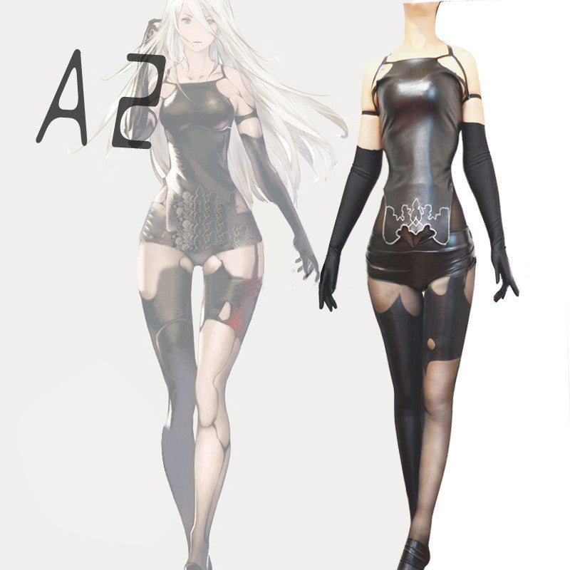 NieR: Automata A2 cosplay costume Custom made