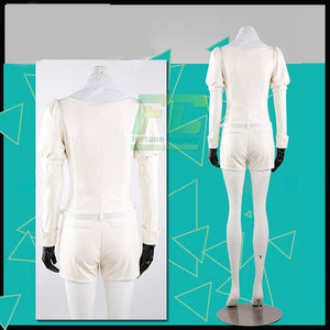 Land of the Lustrous Houseki no Kuni Phosphophyllite Antarcticite Cosplay Costume - fortunecosplay