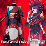 Load image into Gallery viewer, Katsushika Hokusai FGO Fate/Grand Order Foreigner Katsushika Hokusai cosplay costume