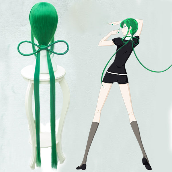 Land of the Lustrous Houseki no Kuni Jade Cosplay Full Wigs