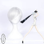 Load image into Gallery viewer, Land of the Lustrous Houseki no Kuni Antarcticite Cosplay Full Wigs - fortunecosplay