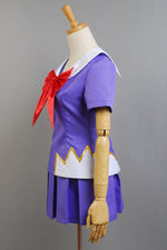 Load image into Gallery viewer, Future Diary Mirai Nikki Gasai Yuno Anime Cosplay Costume School Uniform