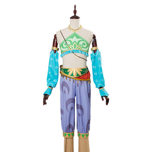 The Legend of Zelda Cosplay Breath of the Wild Link Cosplay Costume Outfit