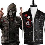 Load image into Gallery viewer, Watch Dogs 2 Wrench I am Dedsec Shawn Baichoo Vest Wrist Guard
