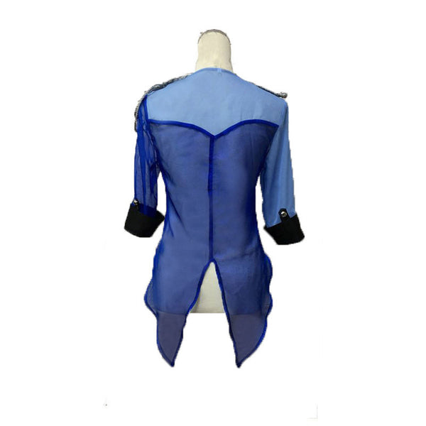 Yuri On Ice Katsuki Yuri blue performing Cosplay Costume